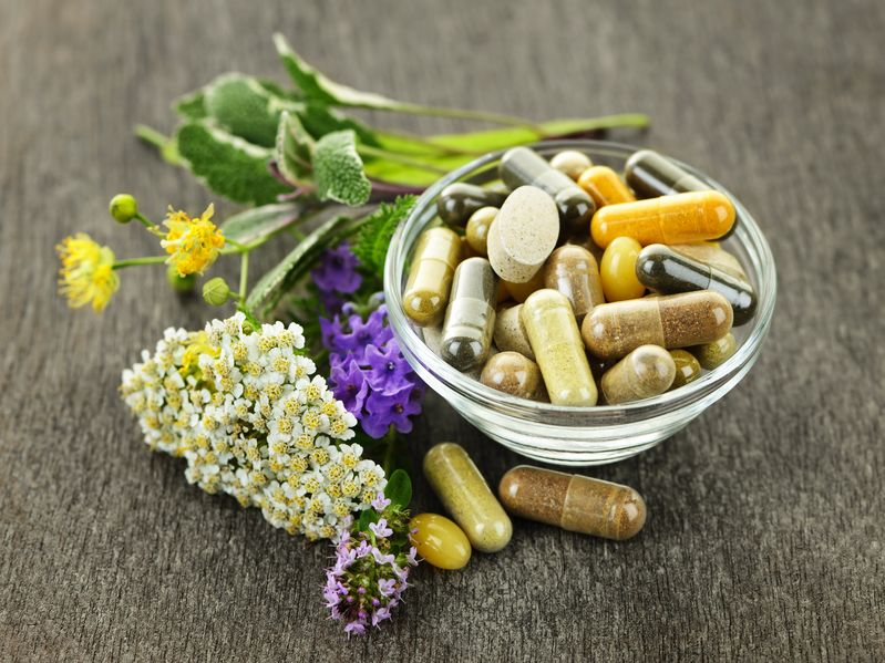natural healthy supplements