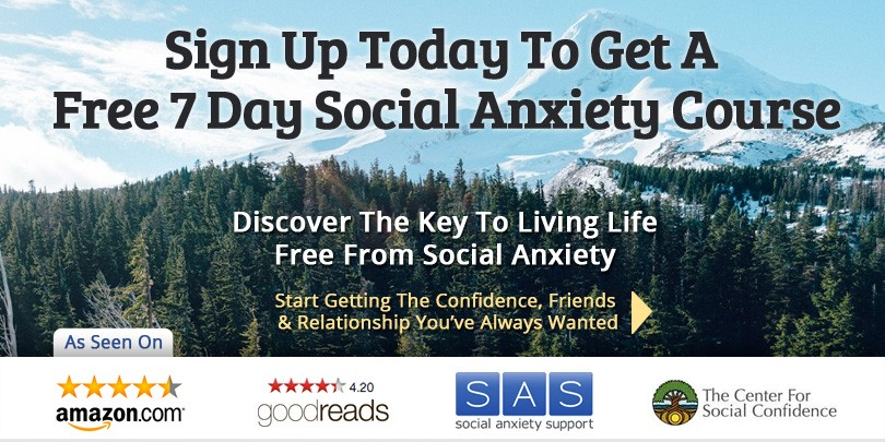 Get a free 7 day social anxiety course